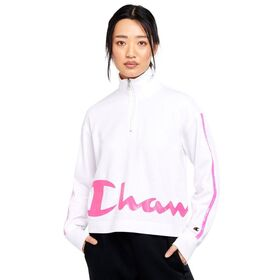 Champion EU Legacy Tape 1/4 Zip Womens Pullover