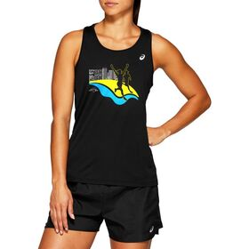 Asics City-Bay 2020 Womens Running Tank Top