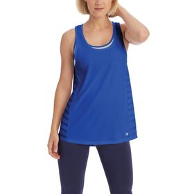 Champion Womens Training Tank With Built-In Sports Bra
