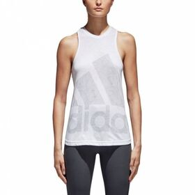 Adidas ClimaLite Logo Cool Womens Training Tank Top