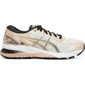 Asics Gel Nimbus 21 Platinum - Womens Running Shoes