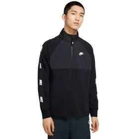 Nike Sportswear Hybrid Mens Long Sleeve Top