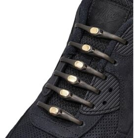Hickies 2.0 Metallic No-Tie Elastic Shoe Laces