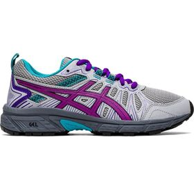 Asics Gel Venture 7 GS - Kids Girls Trail Running Shoes