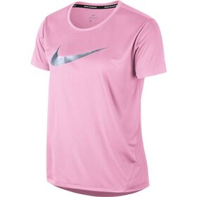 Nike Miler Womens Short Sleeve Running T-Shirt