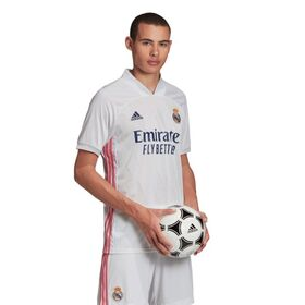 Adidas Real Madrid Home 2020/21 Mens Soccer Jersey
