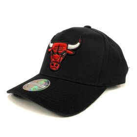 Mitchell & Ness NBA Chicago Bulls 110 Snapback Basketball Cap