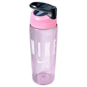 Nike TR Hypercharge Straw Graphic BPA Free Sport Water Bottle - 710ml