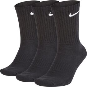 Nike Everyday Cushion Crew Training Socks - 3 Pack