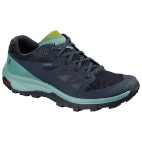 Salomon Outline GTX - Womens Trail Hiking Shoes