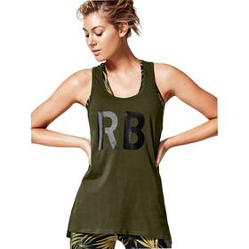 Running Bare Free Spirit Womens Training Tank Top