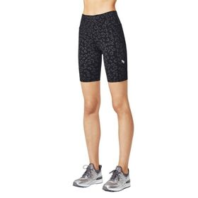 Running Bare All Star Ab-Waisted Womens Bike Tights
