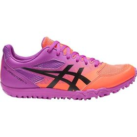 Asics Gel Firestorm 4 - Kids Girls Waffle Racing Shoes