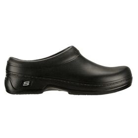 Skechers Oswald Balder - Mens Slip Resistant Work Shoes