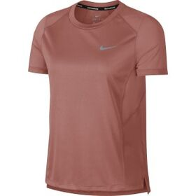 Nike Dry Miler Womens Short Sleeve Running Top