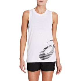 Asics Core Graphic Womens Training Tank Top
