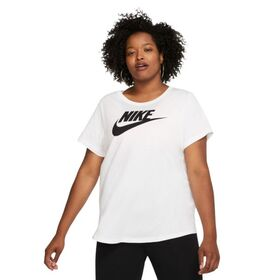 Nike Sportswear Essential Womens T-Shirt - Plus Size