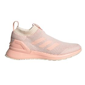 Adidas RapidaRun Laceless Knit - Kids Girls Running Shoes
