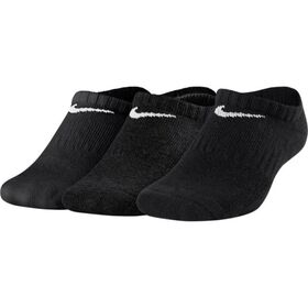 Nike Performance Cushioned No-Show - Kids Training Socks - 3 Pack