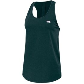 Running Bare Tigress Tie-Back Womens Training Tank Top