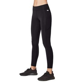 Running Bare Thermal Tech Flex Zone Womens Full Length Training Tights