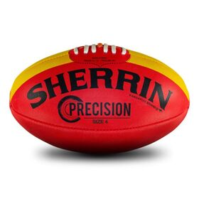 Sherrin Precision Football - Size 4