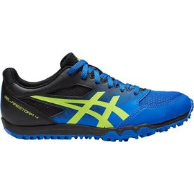 Asics Gel Firestorm 4 - Kids Boys Waffle Racing Shoes
