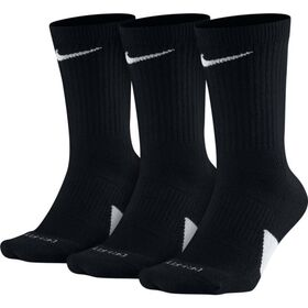 Nike Crew Mens Basketball Socks - 3 Pack
