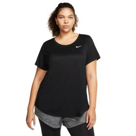 Nike Dri-Fit Legend Womens Training T-Shirt - Plus Size