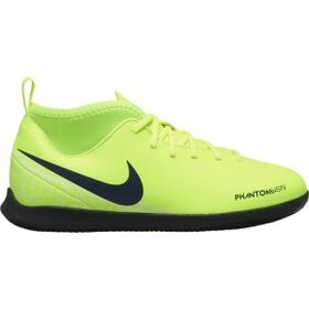 Nike JR Phantom VSN Club DF IC - Kids Boys Indoor Soccer Shoes