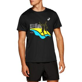 Asics City-Bay 2020 Mens Short Sleeve Running T-Shirt