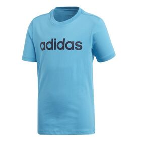 Adidas Essentials Linear Logo Kids Boys T-Shirt