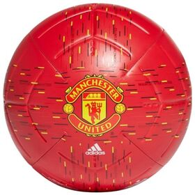 Adidas Manchester United FC Soccer Ball - Size 5