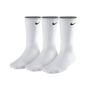 Nike Cotton Cushion Unisex Crew Socks - 3 Pack