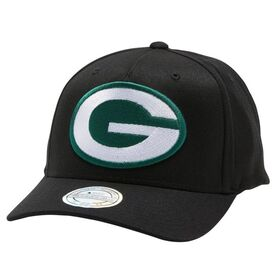 Mitchell & Ness Green Bay Packers Wide Receiver 110 Pinch Panel NFL Cap