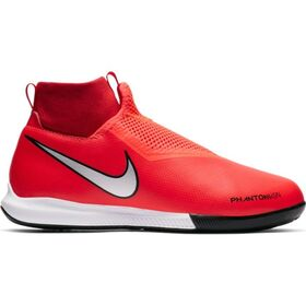 Nike Jr Phantom Vision Academy DF IC - Kids Indoor Soccer/Futsal Shoes