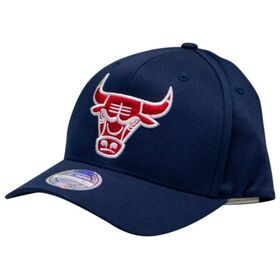 Mitchell & Ness Chicago Bulls Flex 110 Basketball Cap