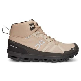 On Cloudrock Waterproof - Mens Trail Hiking Shoes