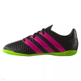 Adidas Ace 16.4 IN J - Kids Indoor Soccer Shoes