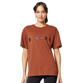 Running Bare Hollywood 90s Womens T-Shirt