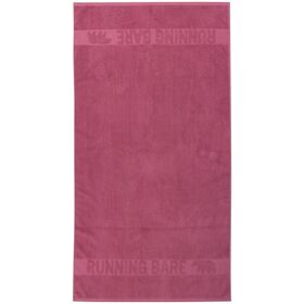 Running Bare Hit The Mat Sports Towel