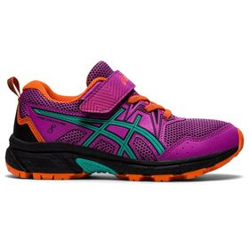 Asics Gel Venture 8 PS - Kids Trail Running Shoes