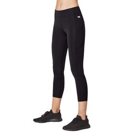 Running Bare Thermal Tech Flex Zone 7/8 Womens Training Tights