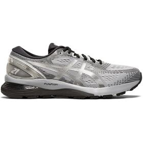 Asics Gel Nimbus 21 Platinum - Mens Running Shoes