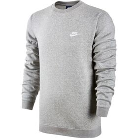 Nike Sportswear Fleece Club Swoosh Mens Crew Sweatshirt