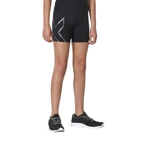 2XU Kids Girls Compression Half Short