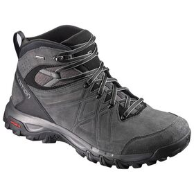 Salomon Evasion 2 Mid Leather GTX - Mens Trail Hiking Shoes