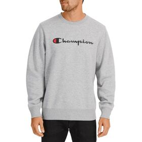Champion Script Crew Mens Sweatshirt